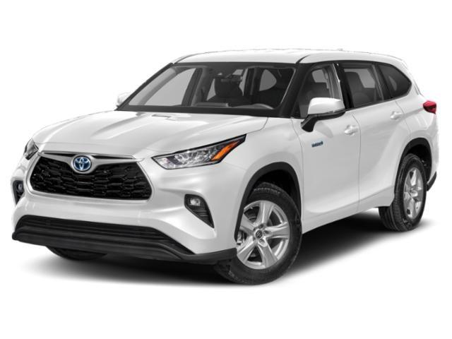 2022 Toyota Highlander Hybrid XLE Hybrid XLE AWD Gas/Electric I-4 2.5 L/152 [16]