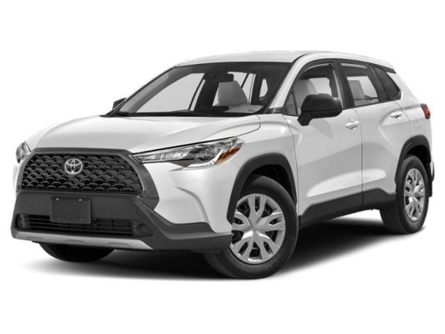 2022 Toyota Corolla Cross LE LE 2WD Regular Unleaded I-4 2.0 L/121 [14]
