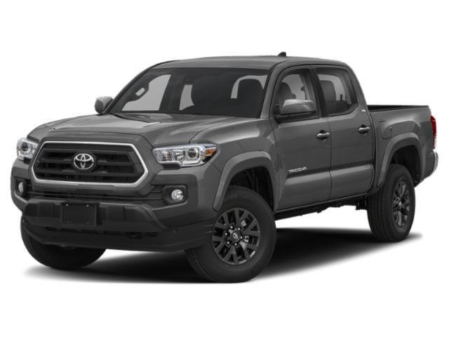 2022 Toyota Tacoma 4WD SR5 SR5 Double Cab 5' Bed V6 AT Regular Unleaded V-6 3.5 L/211 [11]