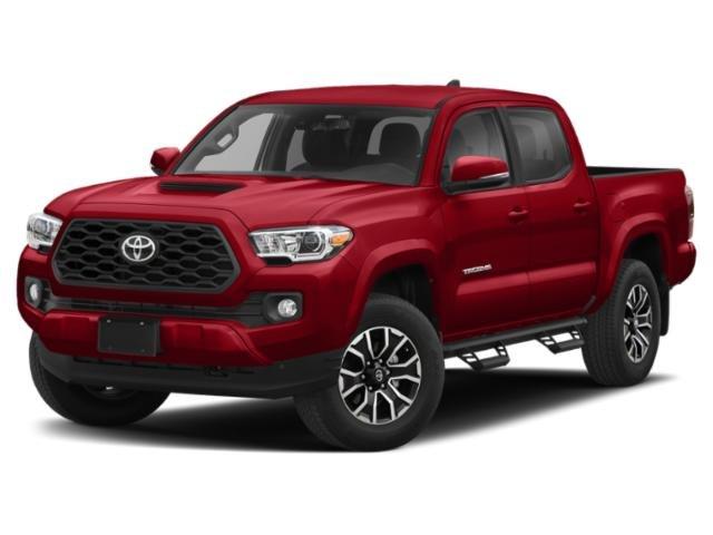 2022 Toyota Tacoma TRD Sport