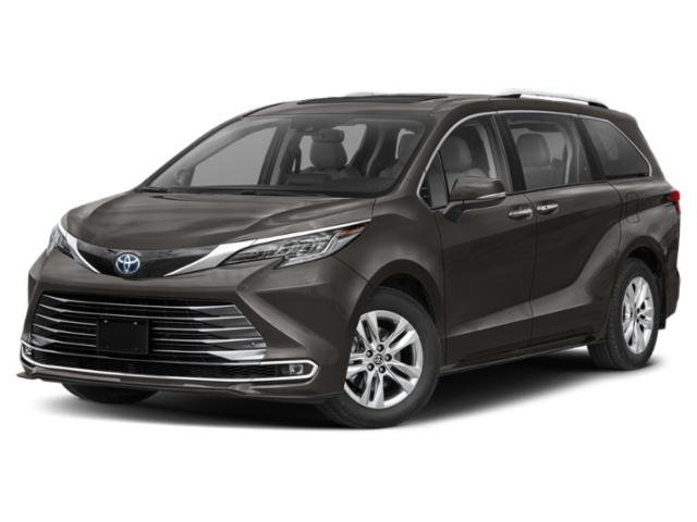 2022 Toyota Sienna Limited Limited FWD 7-Passenger Gas/Electric I-4 2.5 L/152 [11]