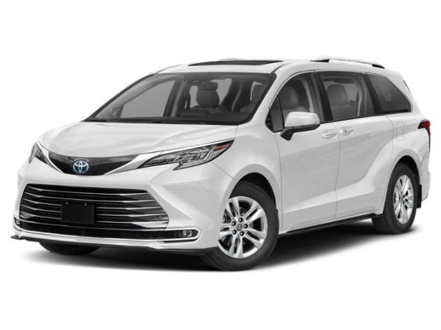 2022 Toyota Sienna Limited Limited FWD 7-Passenger Gas/Electric I-4 2.5 L/152 [0]