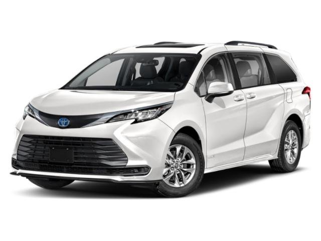 2022 Toyota Sienna LE LE FWD 8-Passenger Gas/Electric I-4 2.5 L/152 [14]