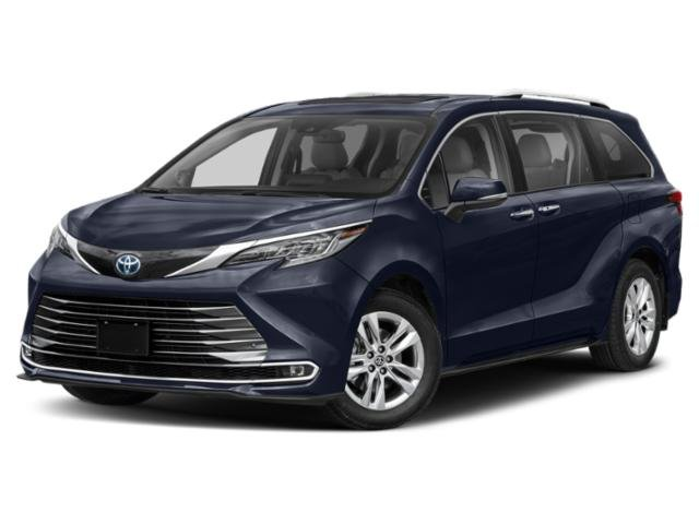2022 Toyota Sienna XLE XLE FWD 7-Passenger Gas/Electric I-4 2.5 L/152 [3]