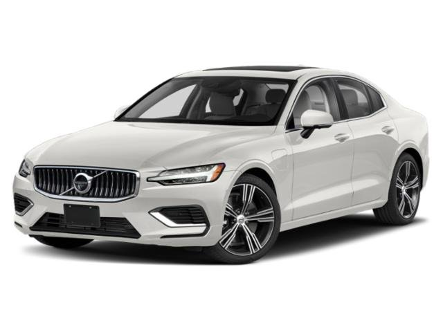 2022 Volvo S60 Recharge Plug-In Hybrid T8 R-Design Expression  Turbo/Supercharger Gas/Electric I-4 2.0 L/120 [37]