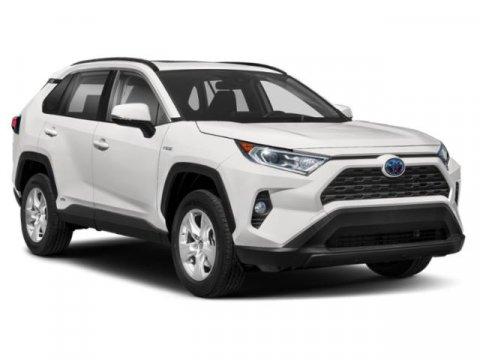 new 2021 Toyota RAV4 car