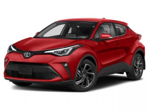 new 2021 Toyota C-HR car, priced at $25,993