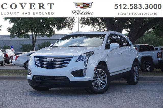 used 2017 Cadillac XT5 car, priced at $32,750