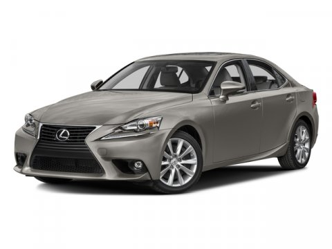 used 2016 Lexus IS 200t car, priced at $26,676