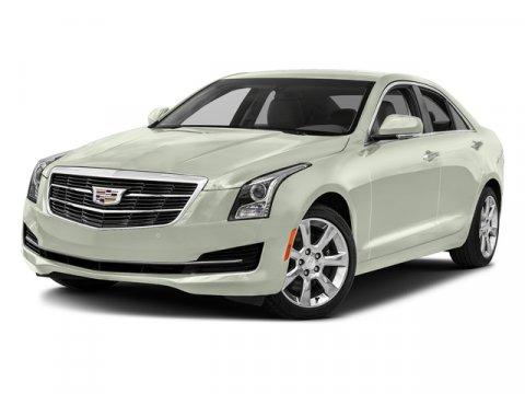 used 2017 Cadillac ATS Sedan car, priced at $26,995