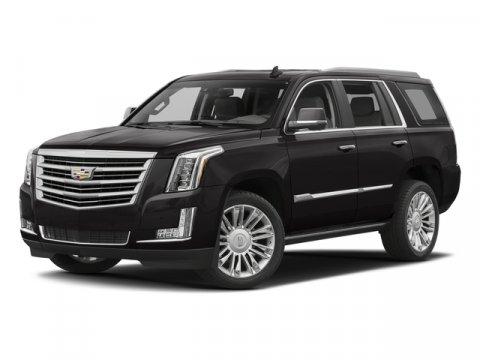 used 2017 Cadillac Escalade car, priced at $61,505