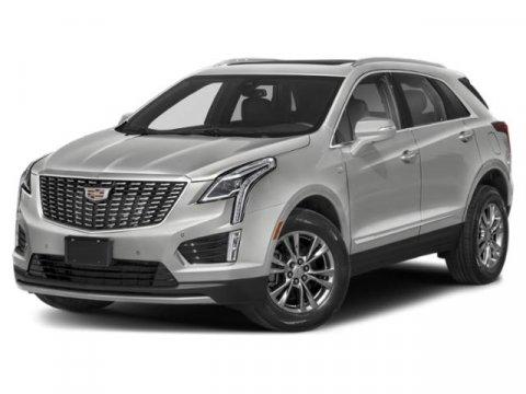 used 2020 Cadillac XT5 car, priced at $40,649