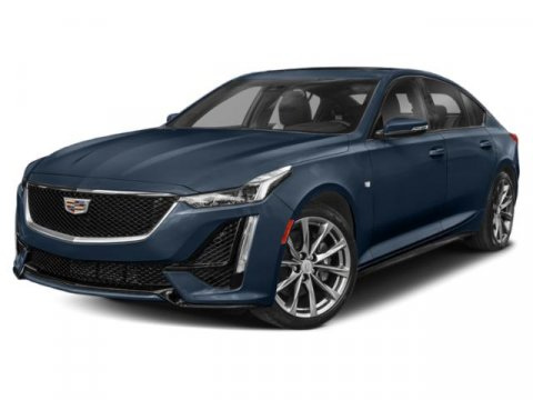 used 2021 Cadillac CT5 car, priced at $55,993