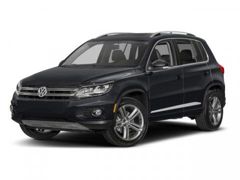 used 2017 Volkswagen Tiguan car, priced at $16,588