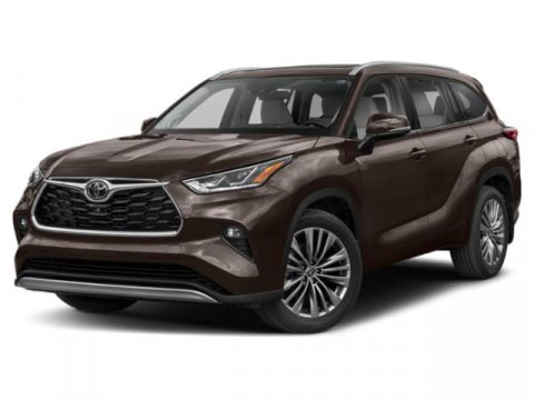 new 2021 Toyota Highlander car, priced at $50,858