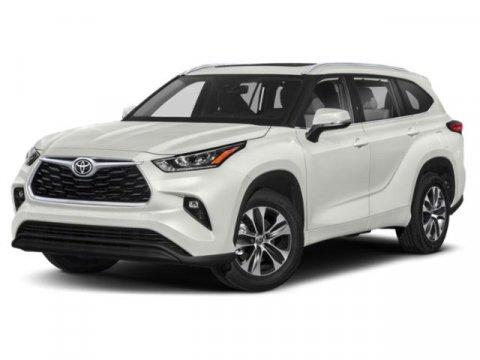 new 2021 Toyota Highlander car, priced at $43,177