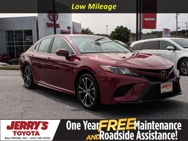 used 2018 Toyota Camry car, priced at $22,403