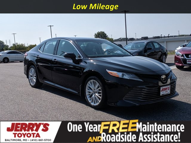 used 2018 Toyota Camry car, priced at $29,862