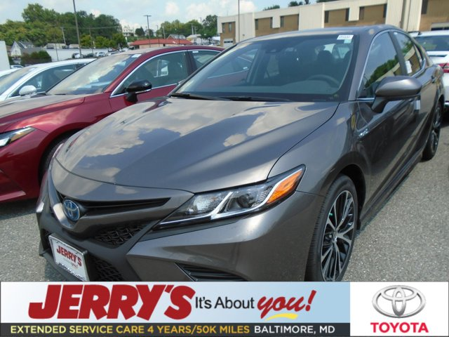 new 2020 Toyota Camry car, priced at $31,419