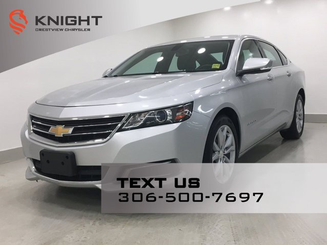 used 2016 Chevrolet Impala car, priced at $18,388