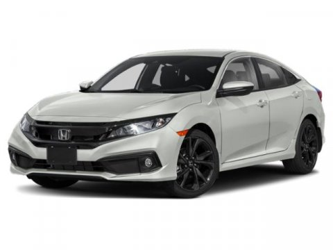 new 2021 Honda Civic Sedan car, priced at $24,200