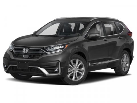 new 2021 Honda CR-V car