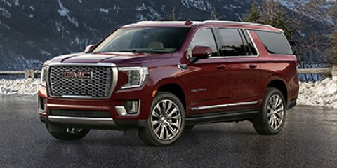 new 2021 GMC Yukon XL car, priced at $97,343