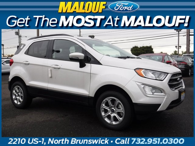 new 2019 Ford EcoSport car, priced at $27,635