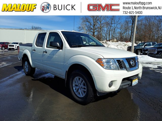 used 2017 Nissan Frontier car, priced at $22,495