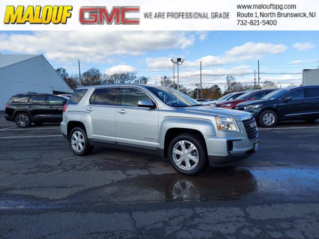 used 2017 GMC Terrain car, priced at $12,995