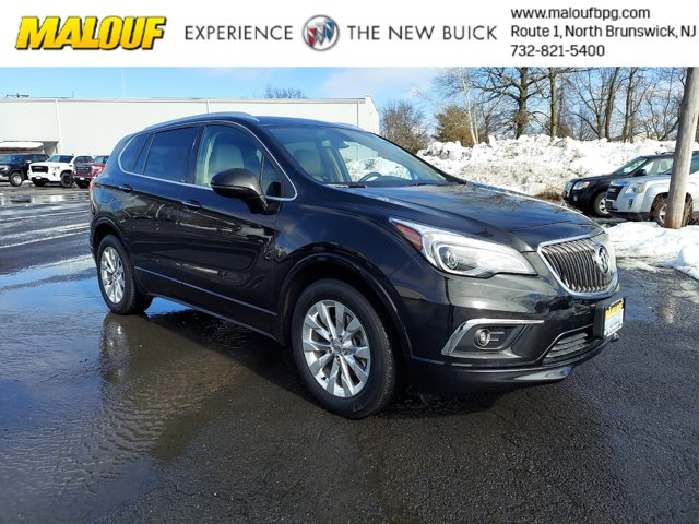 used 2018 Buick Envision car, priced at $20,995