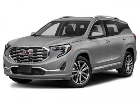 used 2018 GMC Terrain car, priced at $25,495