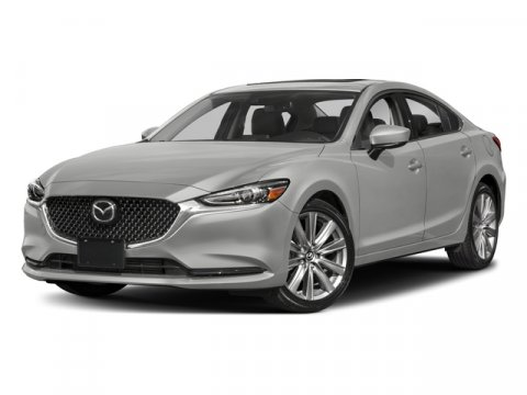 used 2018 Mazda Mazda6 car, priced at $25,250