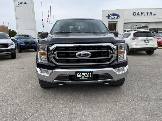 new 2021 Ford F-150 car, priced at $58,224