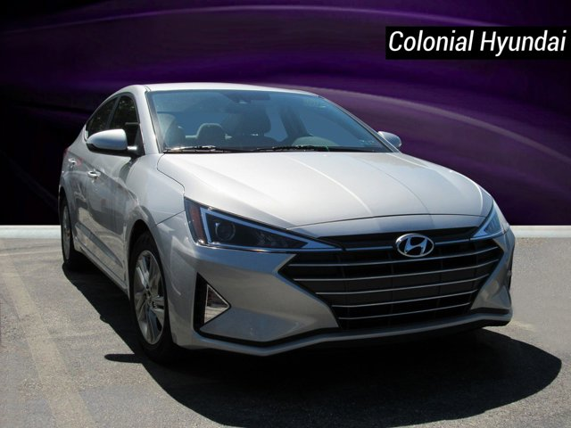 new 2020 Hyundai Elantra car, priced at $20,940