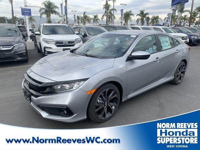 new 2020 Honda Civic Sedan car, priced at $24,745