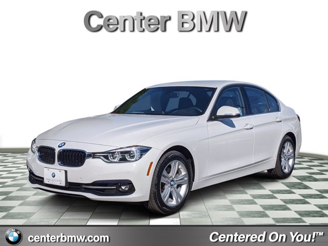 used 2018 BMW 3-Series car, priced at $26,995