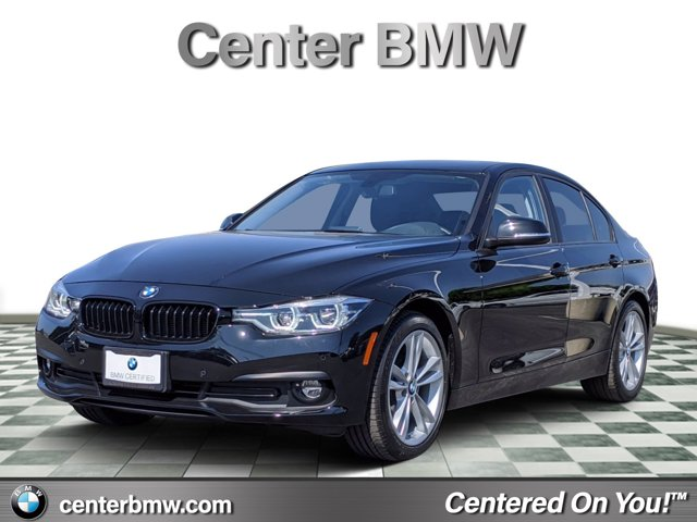 used 2017 BMW 3-Series car, priced at $24,995