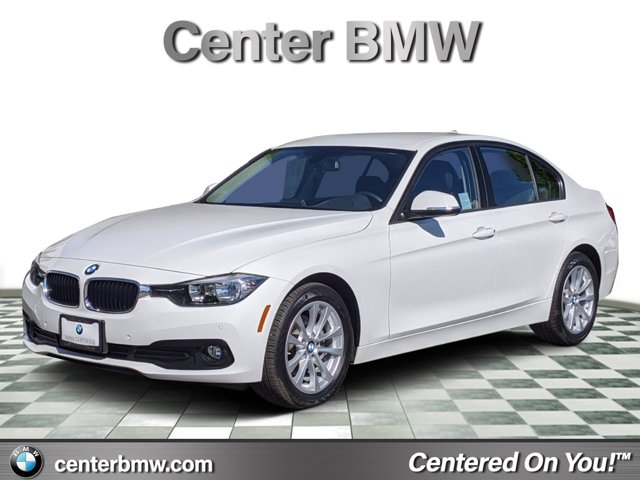 used 2017 BMW 3-Series car, priced at $25,995
