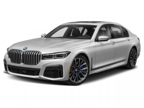 new 2021 BMW 7-Series car, priced at $110,095