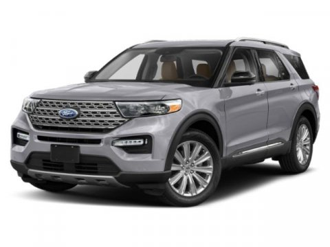new 2020 Ford Explorer car, priced at $54,625