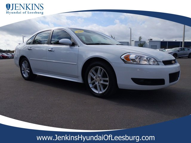 used 2016 Chevrolet Impala Limited car, priced at $7,398