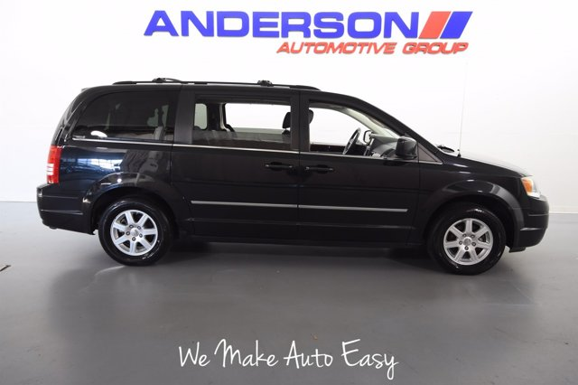 used 2010 Chrysler Town & Country car, priced at $6,750