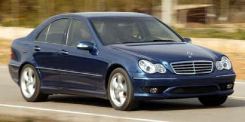 used 2005 Mercedes-Benz C-Class car, priced at $5,750