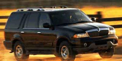used 2001 Lincoln Navigator car