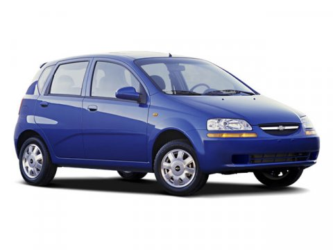 used 2008 Chevrolet Aveo car