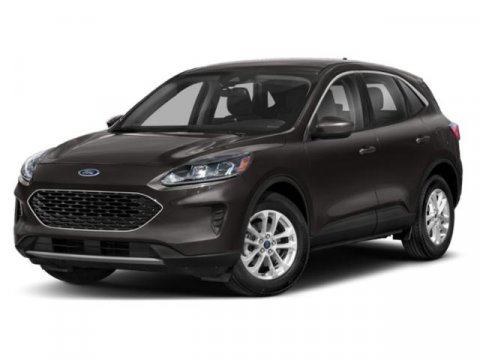 new 2021 Ford Escape car, priced at $31,690