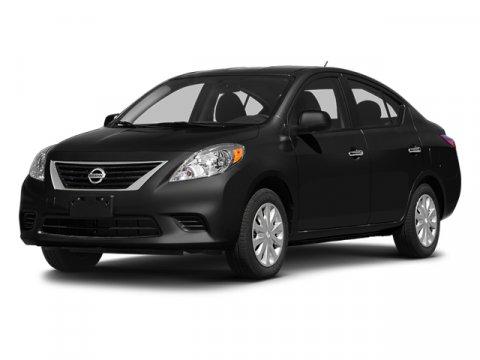 used 2014 Nissan Versa car