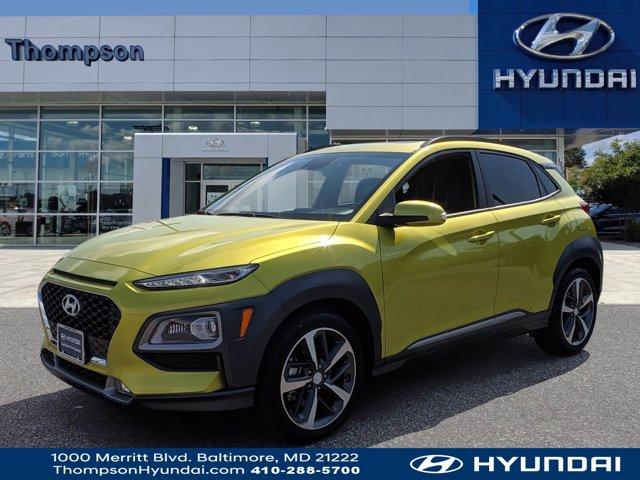 used 2020 Hyundai Kona car, priced at $24,980