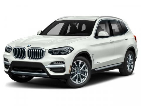 new 2021 BMW X3 car, priced at $47,045